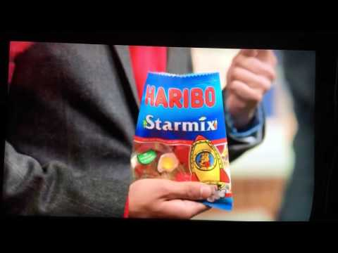 Haribo Starmix advert 2016