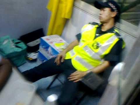 s'pore certis cisco security sleeping, his name ISHAM.