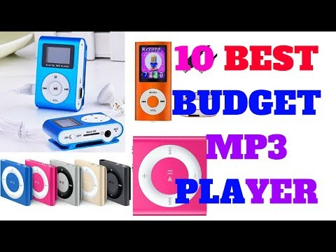 Top 10 Best budget mp3 player