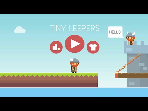 Tiny Keepers - Trailer