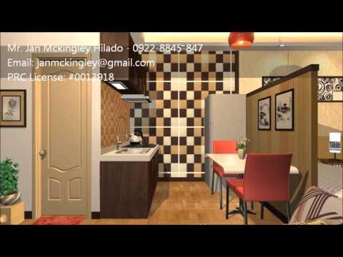 San Marino Residences Studio Unit Condominium Walkthrough