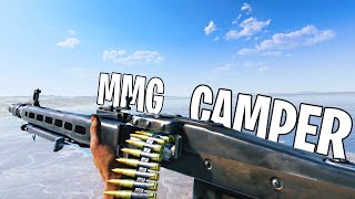 Playing as a dirty MMG Camper in different Battlefield games... 2019
