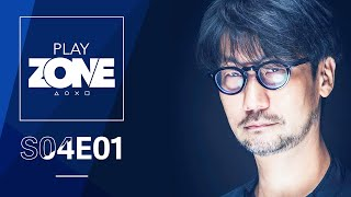 Death Stranding | Interview d'Hideo Kojima dans la PlayZONE S04E01 - FR/EN