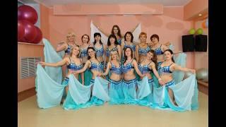 Танец живота? Смешение русского хоровода с восточным танцем.