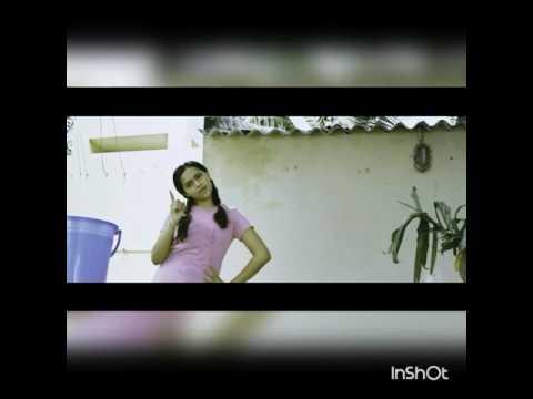 Sri dhivya cute dance