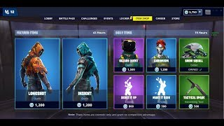 BUYING NEW SKINS * LONGSHOT AND INSIGHT* FORTNITE BATTLE ROYALE!