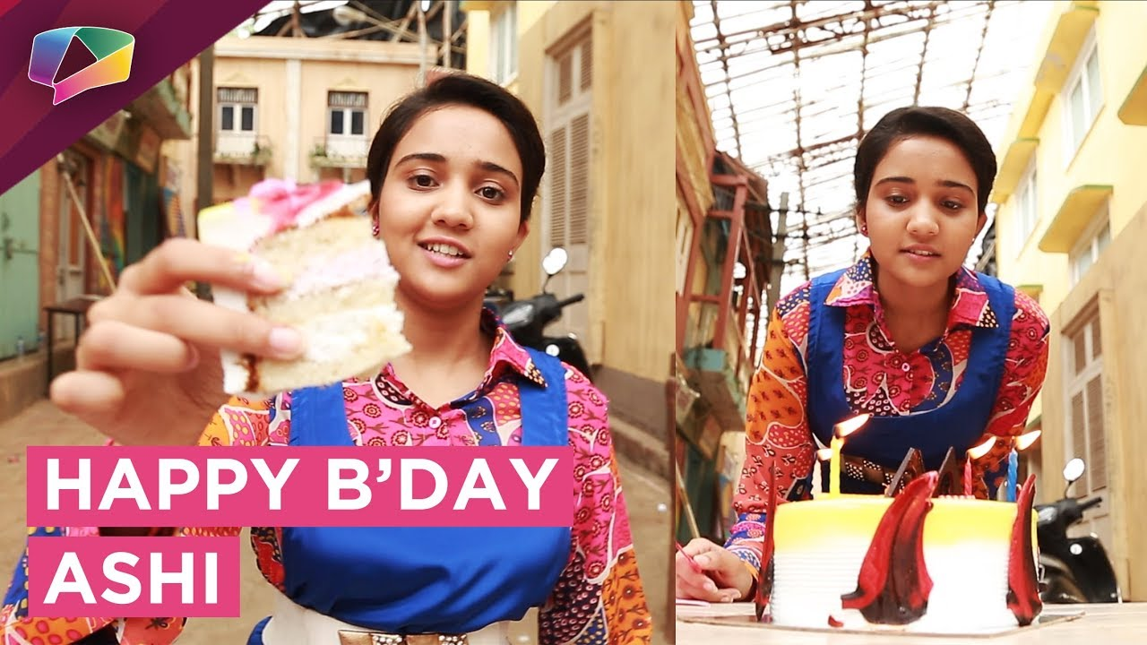 Ashi Singh Celebrates Her Birthday With India Forums | Exclusive Interview