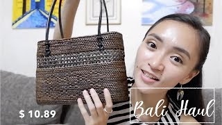 Bali Haul: Things and Souvenirs that you can buy in Bali | Katrene San Miguel
