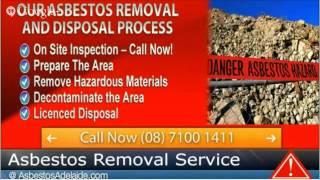 Asbestos Walls Removal Contractors Adelaide Phone AsbestosAdelaidecom on 08) 7100 1411 Asbestos Wall