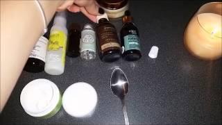 Видео рецепт крема  КРЕМ ДЛЯ ЛИЦА В ДОМАШНИХ УСЛОВИЯХ
