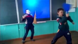 Жизнь Школьника - Танцы на уроке музыки