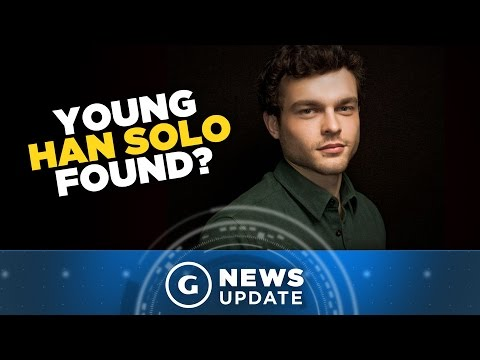 Star Wars Young Han Solo Movie Might Have a Frontrunner For Leading Role - GS News Update