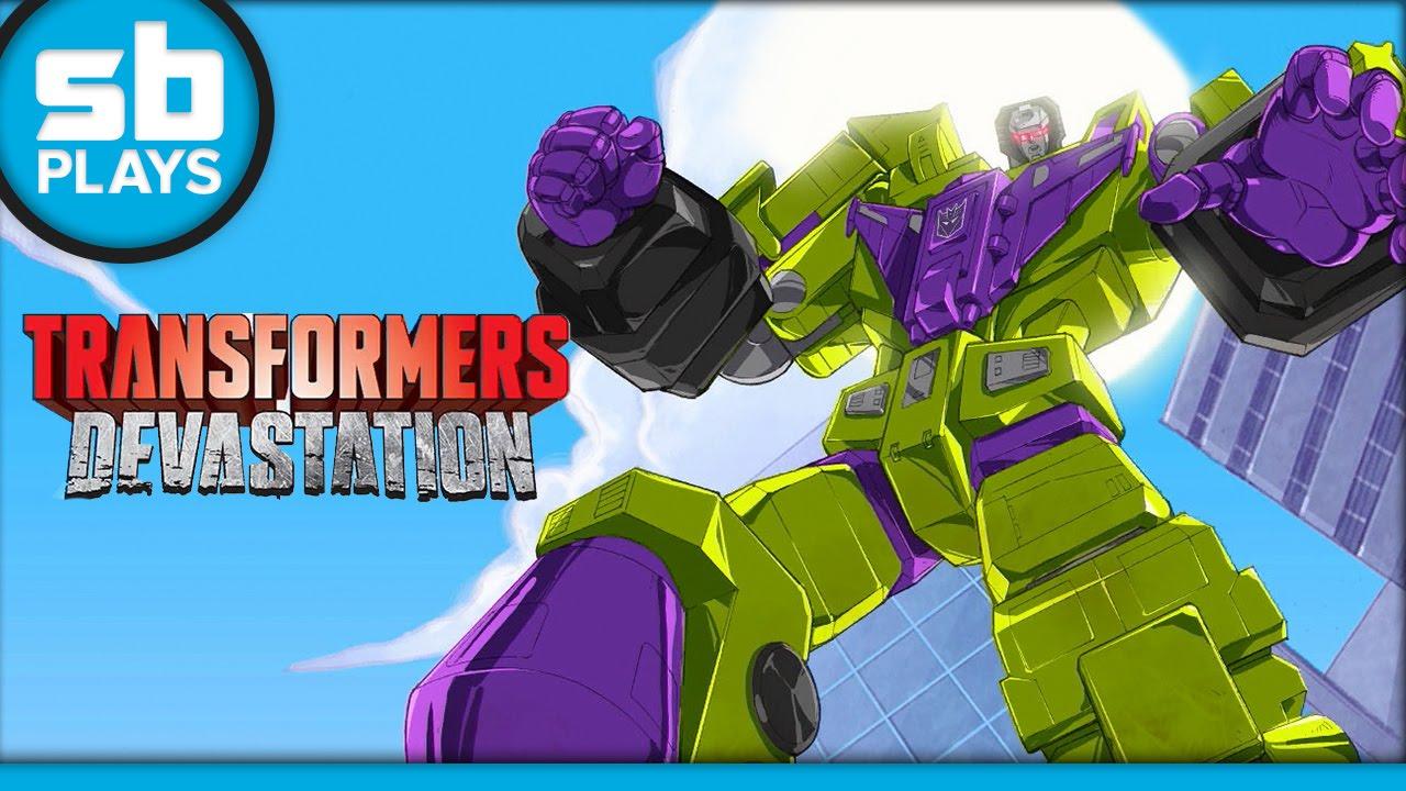 First Play: Transformers: Devastation