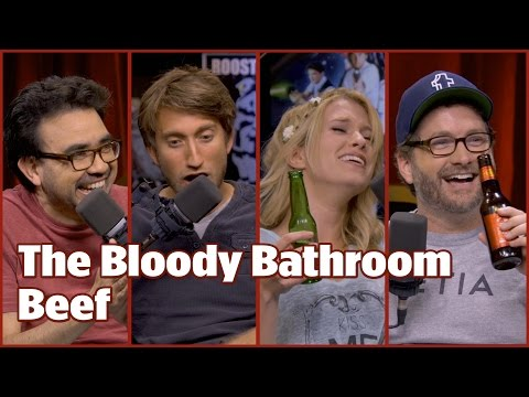 RT Podcast: Ep. 334 - The Bloody Bathroom Beef