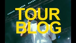 SAM Yeah! Tour Blog 2018