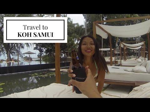Travel to Koh Samui Island (Thailand)