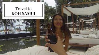 Gambar cover Travel to Koh Samui Island (Thailand)