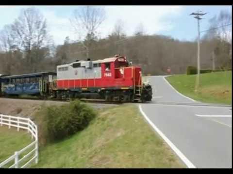 Blue Ridge Scenic Railway