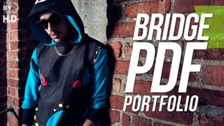 Creating A PDF Portfolio With Adobe Bridge
