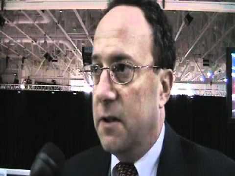 Warren Redlich (Libertarian Party) Post-Debate Interview, Hofstra University, October 18, 2010