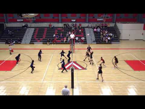 Victory Christian vs. Universal Academy of Florida Varsity Womens' Volleyball