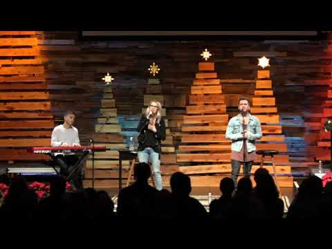 Caleb and Kelsey Live - 10,000 Reasons/What A Beautiful Name