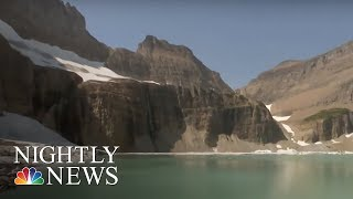 connectYoutube - How Climate Change Is Wiping Out This National Park | NBC Nightly News