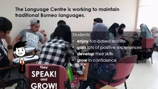 Dusun Language Classes at Universiti Brunei Darussalam