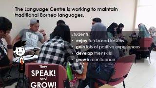 Dusun Language Classes at Universiti Brunei Darussalam