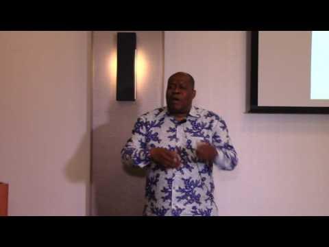 #ConsensusDeChicago: Présentation du Dr Kango Lare-Lantone sur la Republique Togolaise (RT)