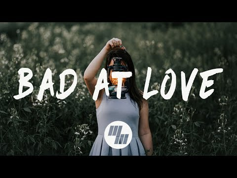 Halsey - Bad At Love (Lyrics / Lyric...