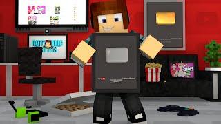 Minecraft : CASA DOS YOUTUBERS !! - Aventuras Com Mods #45