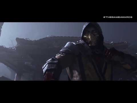 Mortal Kombat XI trailer (if the music wasn't mumble rap)