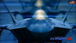 F-22 RAPTOR : Fifth Generation Stealth Air Superiority Fighter USAF