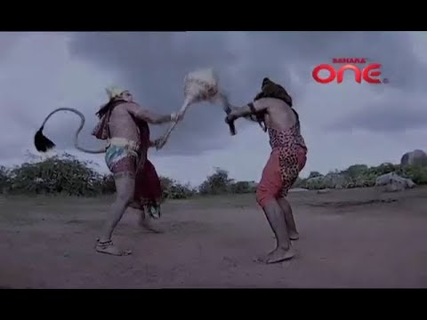 Beer Hanuman Fight With Pasuram in जय जय जय बजरंगबलीJai Bajrangbali full Episode HD-Mohan Studio