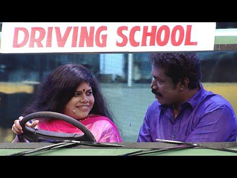 ThakarppanComedy I Driving Master s revenge I Mazhavil Manorama