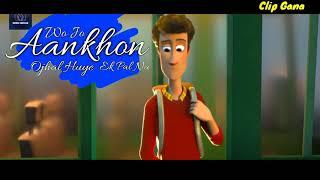 Atif Aslam Dekhte Dekhte Wo jo aankhon se ik pal na ojhal huve Full Video Song Shahid K, S