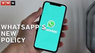 WhatsApp has recently updated their privacy policy, which will allow Facebook to have access to its data. Eyewitness News spoke to tech expert Arthur Goldstuck to find out if it's really necessary for users to make the move to other alternatives.  #Whatsapp #Facebook #Privacy