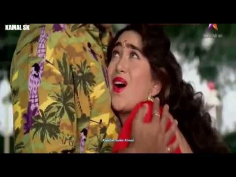 Wo Aankh Hi Kya  (Kamalsk) Khuddar Bollywood Songs Govinda Karisma Kapoor HD 1080p Kumar Sanu Alka