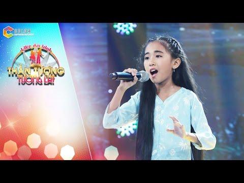 Thần tượng tương lai   tập 5: Giọng hát của cô bé Kim Anh khiến NSND Thu Hiền mê mẩn
