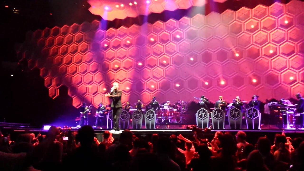 Justin Timberlake My Love San Antonio Texas Youtube