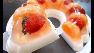 Receita de Gelatina com Frutas – Super Pratico