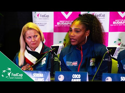 """Serena Williams: """"Let me exit Australian Open early so I can play Fed Cup!"""" 