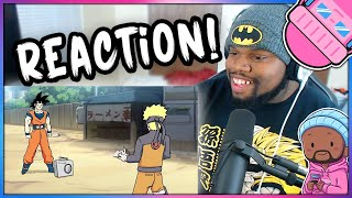Goku vs. Naruto Rap Battle Reaction