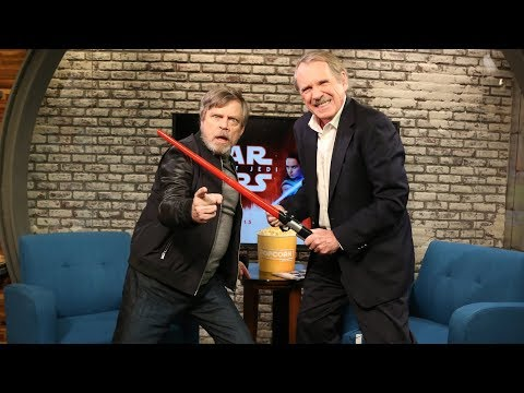 'Star Wars: The Last Jedi' star Mark Hamill talks the return of Luke Skywalker