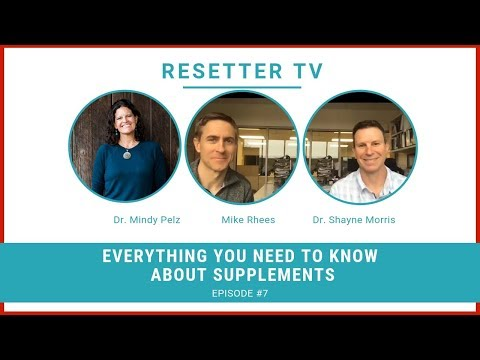 E 7 | Everything You Need to Know About Supplements Interview with Dr. Shayne and Mike