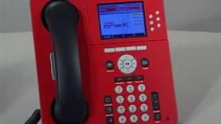 Avaya 96XX Series SIP Telephone by PacketBase