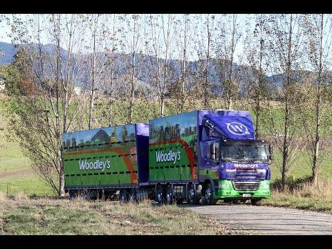 Woodley's Transport - Livestock 2015 - 2016