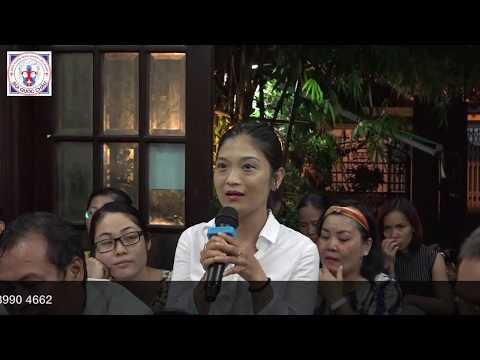 Phần Tự Giới Thiệu - Lớp Diện Chẩn Cơ Bản Khoá 145 - 10/2017