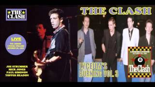 The Clash - Live At The Lyceum, October 20, 1981(Full Concert!)